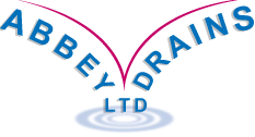 Abbey Drains Logo